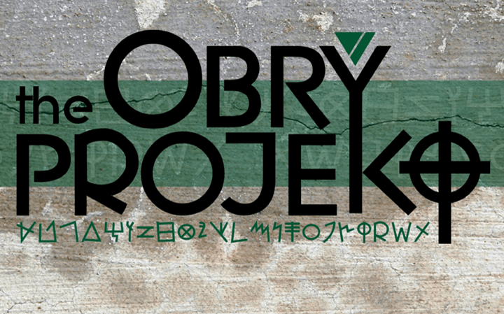 Obie on the Obry Projekt