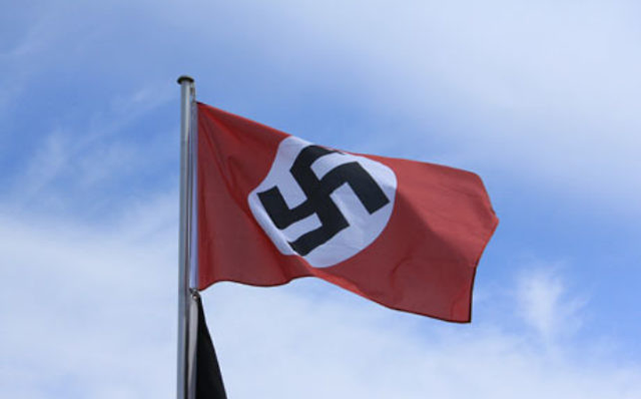 Keep that Nazi flag flying!