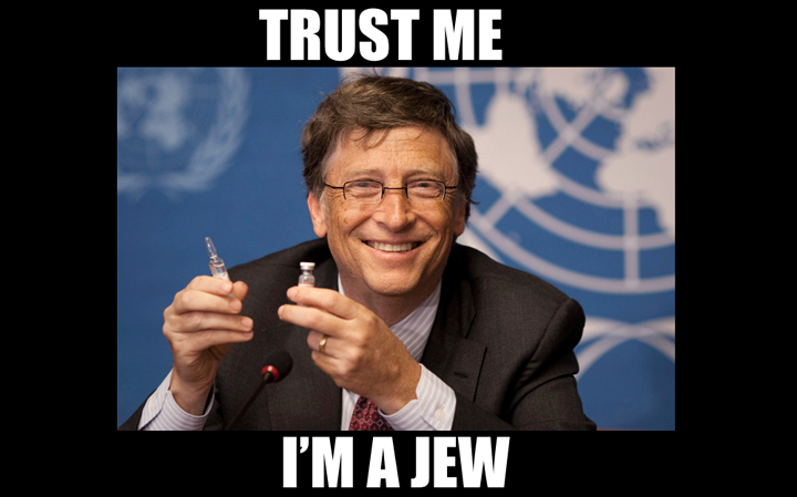 Bill Gates is a Jew.