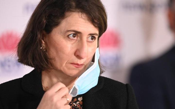 Armenian Jew Gladys Berejiklian tells it like it is.